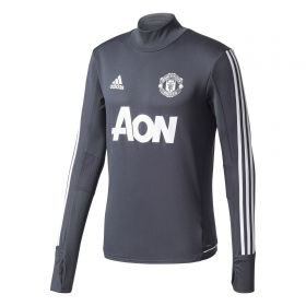 Manchester United Training Top - Dark Grey