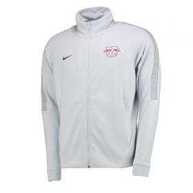 Red Bull Leipzig Authentic Franchise Jacket - White