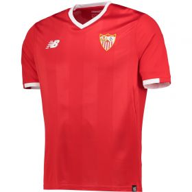 Sevilla Away Shirt 2017-18