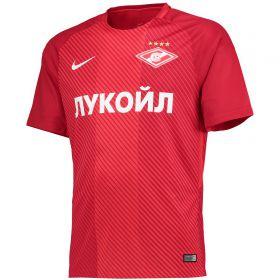 Spartak Moscow Home Stadium Shirt 2017-18