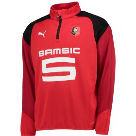Stade Rennais FC Training Top - Red