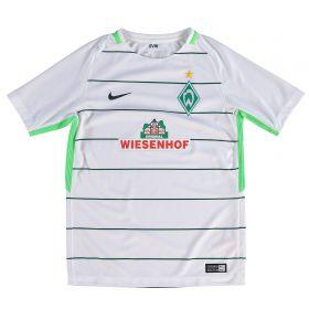 Werder Bremen Away Stadium Shirt 2017-18 - Kids