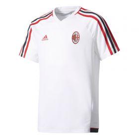 AC Milan Training Jersey - White - Kids
