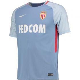 AS Monaco Away Stadium Shirt 2017-18 - Kids