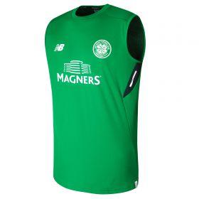 Celtic Elite Training Vest - Celtic Green