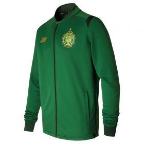 Celtic Elite Training Walk Out Jacket - Eden