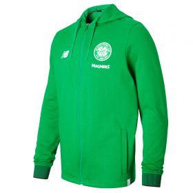 Celtic Elite Travel Hoody - Celtic Green