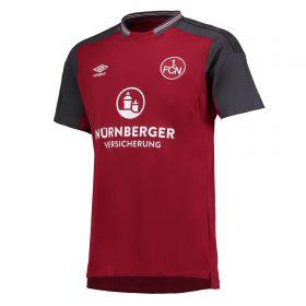 FC Nurnberg Home Shirt 2017-18