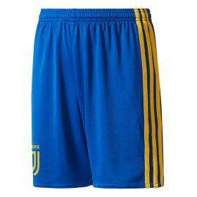 Juventus Away Shorts 2017-18 - Kids