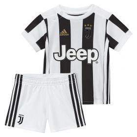 Juventus Home Baby Kit 2017-18