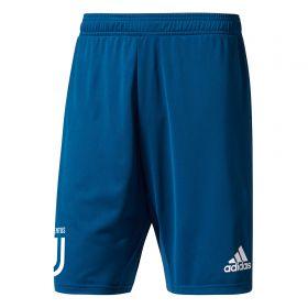 Juventus Training Short - Dark Blue