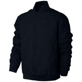 Nike Sportswear Players Jacket - Black/Black