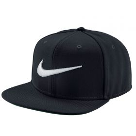 Nike Sportswear Swoosh Classic Cap - Black/Pine Green/White