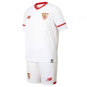 Sevilla Home Kit Set 2017-18 - Kids