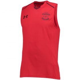 Southampton Training T-Shirt - Sleeveless - Red
