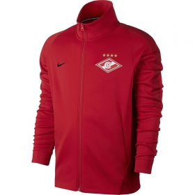 Spartak Moscow Authentic Franchise Jacket - Red
