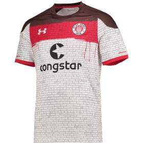 St Pauli Away Shirt 2017-18