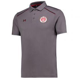 St Pauli Core Team Polo - Graphite
