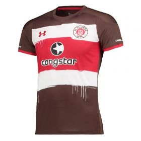 St Pauli Home Shirt 2017-18 - Womens