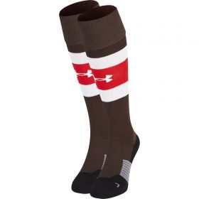 St Pauli Home Socks 2017-18 - Kids