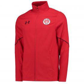 St Pauli Training Jacket - Red