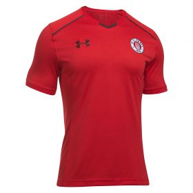 St Pauli Training T-Shirt - Red