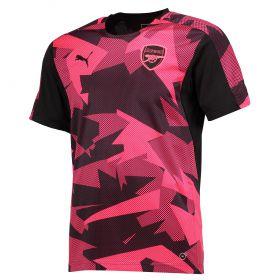 Arsenal Training Stadium Jersey - Black