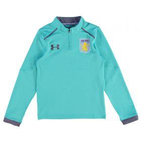 Aston Villa 1/4 Zip Training Top - Mosaic - Kids
