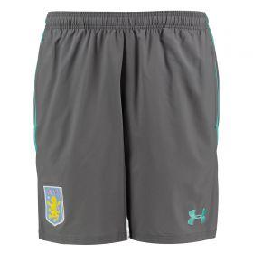 Aston Villa Coaches Shorts - Graphite
