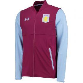 Aston Villa Stadium Jacket - Royal Magenta