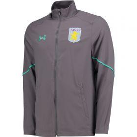 Aston Villa Training Jacket - Graphite