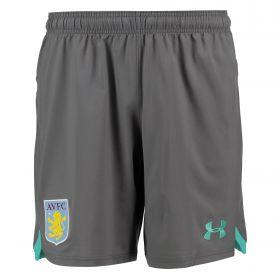 Aston Villa Training Shorts - Graphite