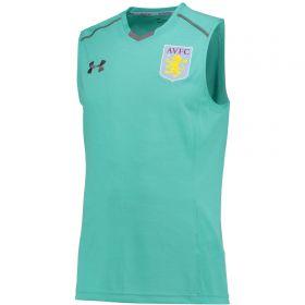 Aston Villa Training Top - Sleeveless - Mosaic
