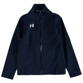 Aston Villa Waterproof Shell Jacket - Cadet - Kids