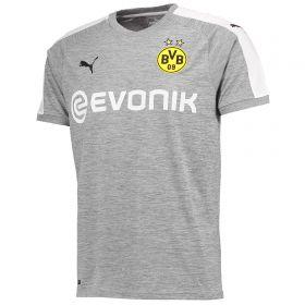BVB Third Shirt 2017-18 with Zagadou 2 printing