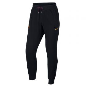 Barcelona Authentic Cuffed Pant - Black