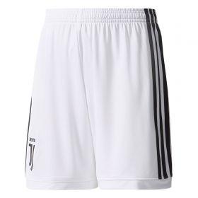 Juventus Home Shorts 2017-18 - Kids