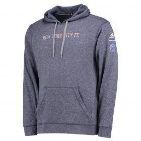 New York City FC Tactical Block Hoody - Navy