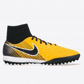 Nike Magista Onda II Dynamic Fit Astroturf Trainers - Laser Orange/Black/White/Volt