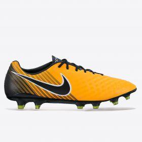 Nike Magista Opus II Firm Ground Football Boots - Laser Orange/Black/White/Volt