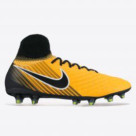 Nike Magista Orden II Firm Ground Football Boots - Laser Orange/Black/White/Volt