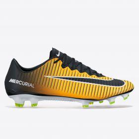 Nike Mercurial Vapor XI Firm Ground Football Boots - Laser Orange/Black/White/Volt