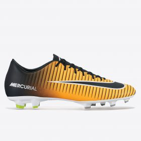 Nike Mercurial Victory VI Firm Ground Football Boots - Laser Orange/Black/White/Volt