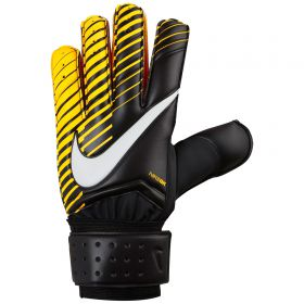 Nike Spyne Pro Goalkeeper Gloves - Black/Laser Orange/White