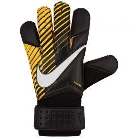 Nike Vapor Grip 3 Football Gloves - Black/Laser Orange/White