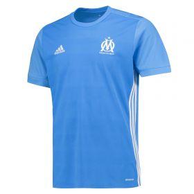 Olympique de Marseille Away Shirt 2017-18 - Kids with Mandanda 30 printing