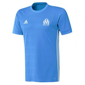 Olympique de Marseille Away Shirt 2017-18 with Mandanda 30 printing