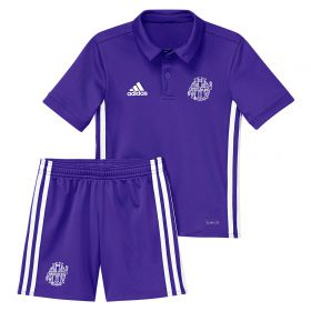 Olympique de Marseille Third Mini Kit 2017-18 with Mandanda 30 printing