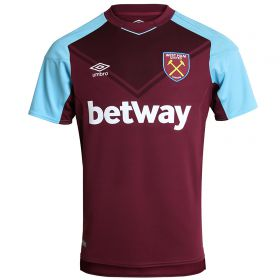 West Ham United Home Shirt 2017-18