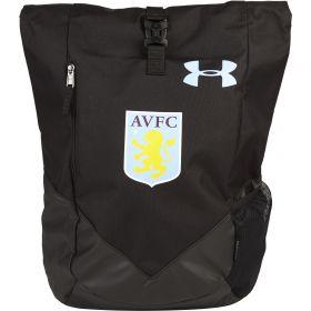 Aston Villa Roll Trance Bag - Black